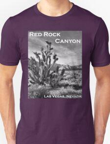Joshua Tree, Red Rock Canyon National Conservation Area, Nevada T-Shirt