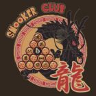 Dragon Snooker Club by DarkChoocoolat
