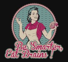 Eat Brains Kids Tee