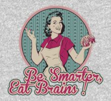 Eat Brains Baby Tee
