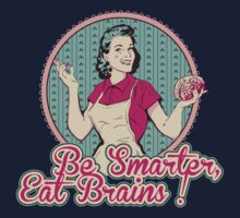 Eat Brains Kids Clothes