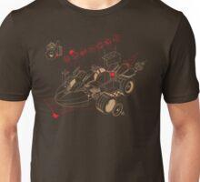 Kart Explosion Unisex T-Shirt
