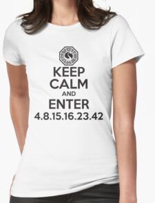 Dharma Propaganda Womens Fitted T-Shirt