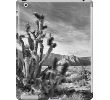 Joshua Tree, Red Rock Canyon National Conservation Area, Nevada iPad Case/Skin