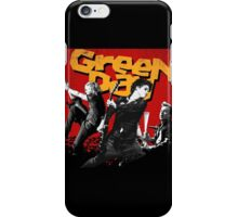 GREEN DAY LIVE iPhone Case/Skin