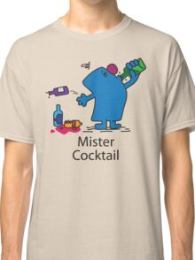 Mister Cocktail Classic T-Shirt