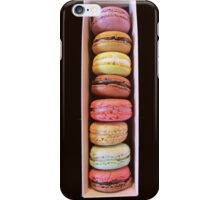 Take your macarons with you! - iphone case iPhone Case/Skin