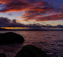 A Finnish sunrise by hawkea
