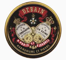 Debain Medalion by timgraphics