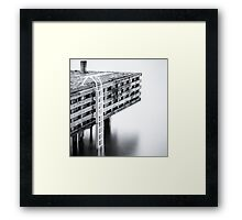 Jacobs Ladder Framed Print