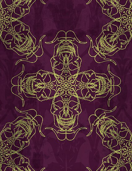 Sherlock ~ Skulls by MissShirley92