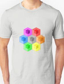 Cube Rainbow T-Shirt
