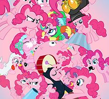 Loads of Pinkie by tomigatica
