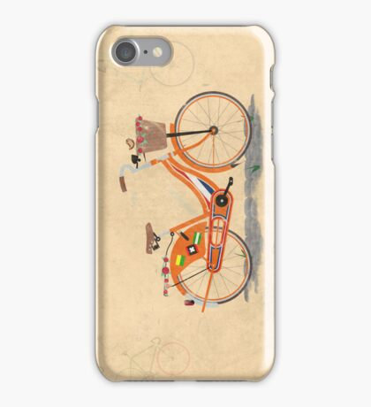 Love Holland, Love Bike iPhone Case/Skin