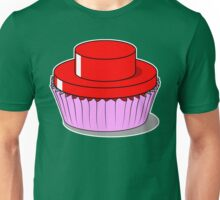Stud Muffin - Red Unisex T-Shirt