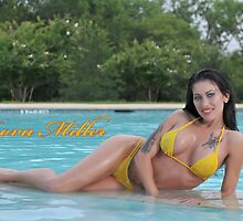 Dora Miller Yellow Bikini 9 by dreamofdora