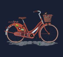 Love Holland, Love Bike Kids Tee