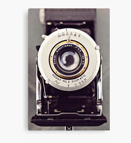 Vintage Kodak Canvas Print