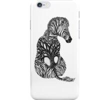 Zebra Tree iPhone Case/Skin