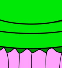 Stud Muffin - Green Sticker