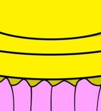 Stud Muffin - Yellow Sticker