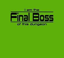 Final Boss by Dorchette