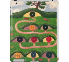 In a hole in the ground iPad Case/Skin