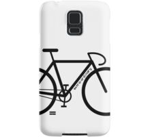 Bike Silhouette Samsung Galaxy Case/Skin