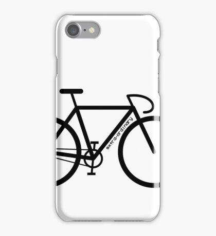 Bike Silhouette iPhone Case/Skin