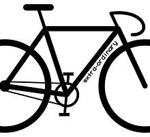 Bike Silhouette by mattclark