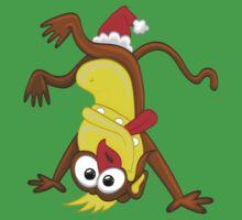 Crazy monkey Kids Clothes