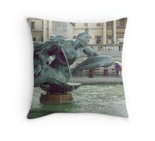 Trafalgar Square #10 Throw Pillow