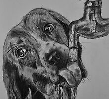 Thirsty Work by Tricia Winwood