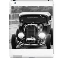 Vehicles - American Hot Rod iPad Case/Skin
