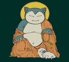 Buddhalax by JustinDeville