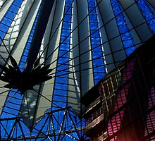 Potsdamer Platz by Alastair  Kerr