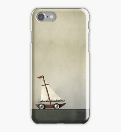 The Grand Voyage iPhone Case/Skin