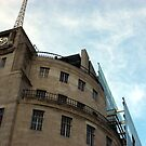Broadcasting House by Alastair  Kerr