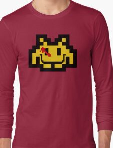 Who Watches The Invaders? Long Sleeve T-Shirt