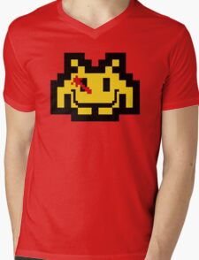 Who Watches The Invaders? Mens V-Neck T-Shirt