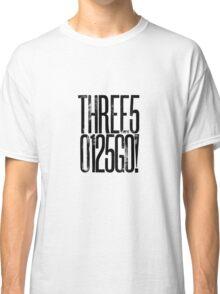 Three50125GO! Classic T-Shirt