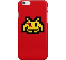 Who Watches The Invaders? iPhone Case/Skin