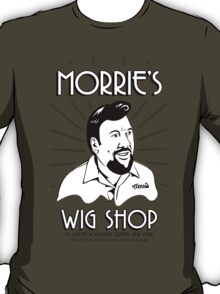Goodfellas, Morrie's Wigs Shop Sign T-shirt  T-Shirt