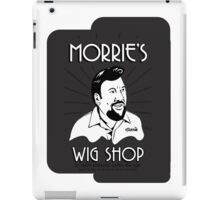 Goodfellas, Morrie's Wigs Shop Sign T-shirt  iPad Case/Skin