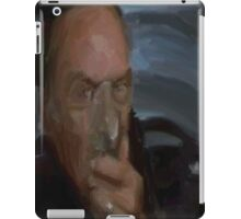 frank wants to go for a drive iPad Case/Skin