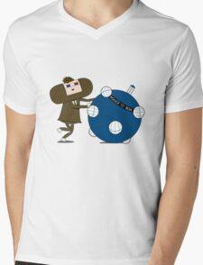 Allons-y Katamari Mens V-Neck T-Shirt