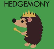 Hedgemony by jezkemp