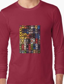 Hot Wheels Car Park Long Sleeve T-Shirt