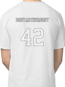 Dentarthurdent Jersey Classic T-Shirt