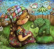 There's an Elephant in my Garden by Karin  Taylor
